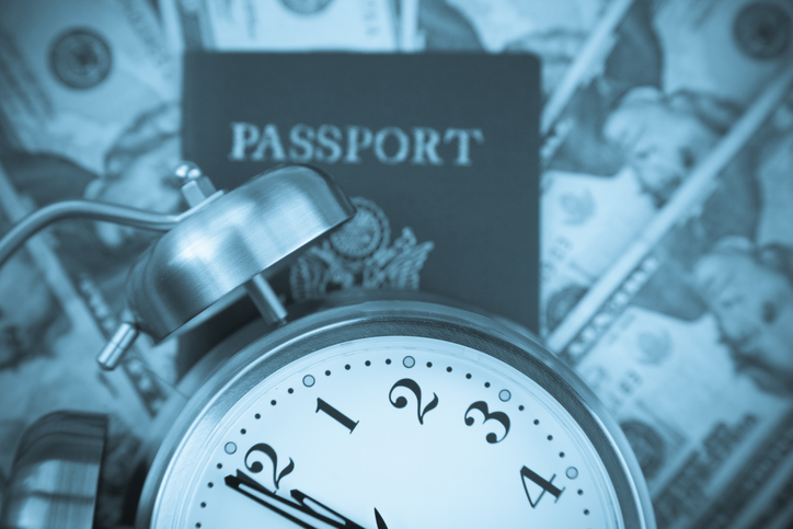 Renew your passport before time runs out!