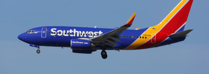 Wanna Get Away? Southwest Flash Sale on Now!