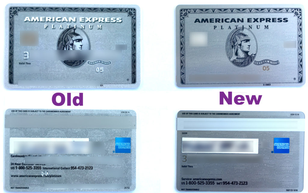 American Express Platinum Customer Service >> American Express Platinum Metal Card First Look