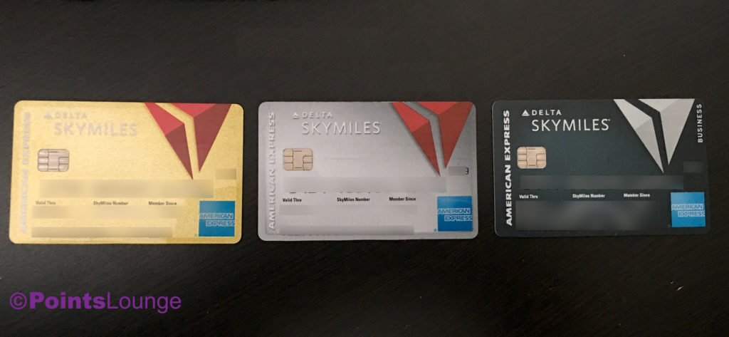 Earn bonus Delta SkyMiles with Delta American Express credit cards!