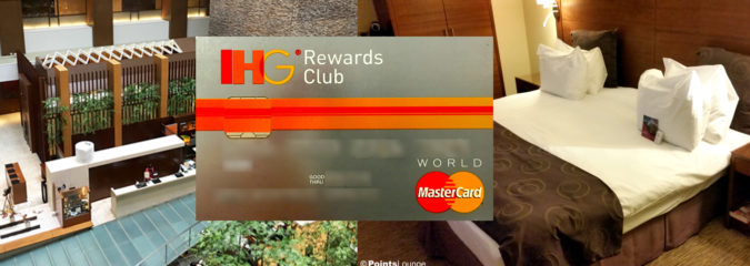 Credit Card Review: IHG Rewards Club Select Credit Card from Chase