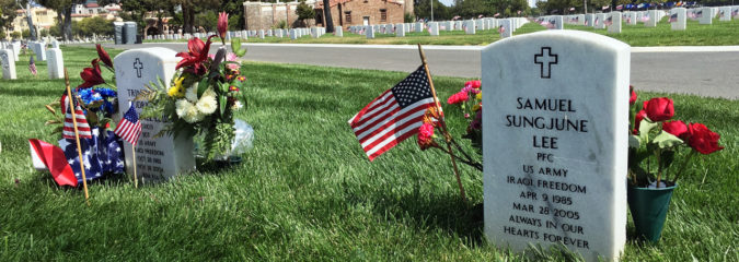 Memorial Day Weekend at Los Angeles National Cemetery: A Special Trip Review