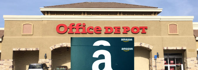 How I Saved $20 Off $100 in Amazon Gift Cards at Office Depot Today!