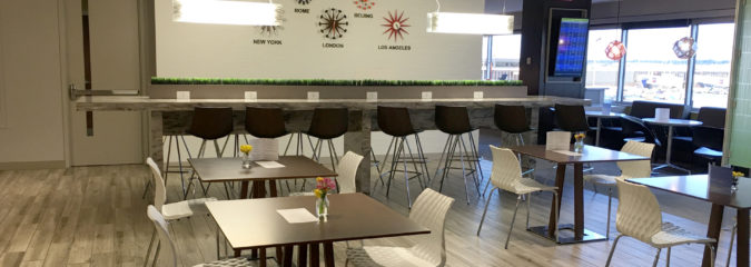 Five New Airport Lounges in the US!