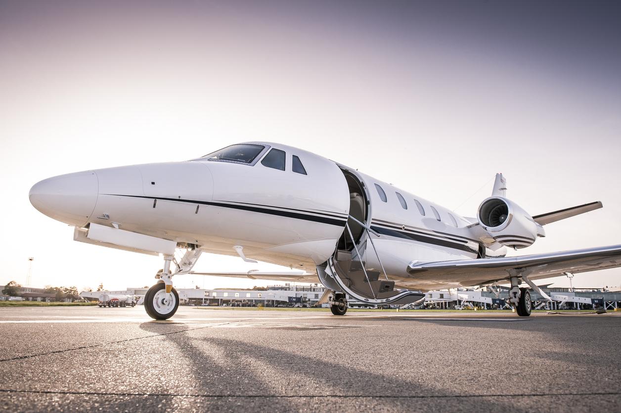 Spoiler alert: free Las Vegas high roller status probably won't score you a private jet ride.