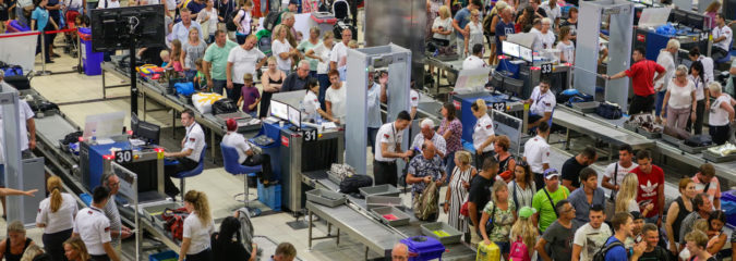 A CLEAR Answer to Saving Time in Airport Security Lines